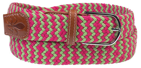 Fior Da Liso Katy Belt (Pink - Apple) - 20x60