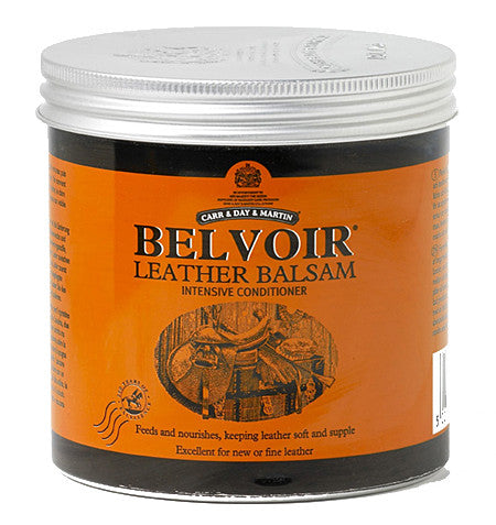 Belvoir Leather Balsam Intensive Conditioner - 20x60