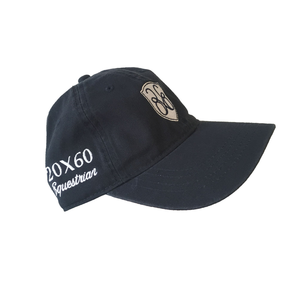 20x60 Logo Hat - All Colors - 20x60  - 4