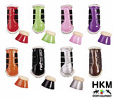HKM Patent Comfort Bell Boots - 20x60  - 3