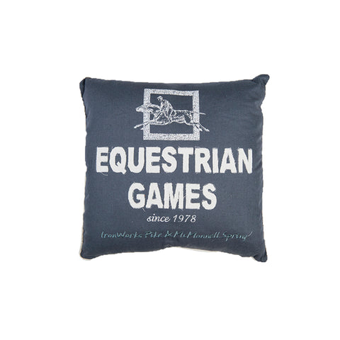 HKM Equestrian Games Pillow - 20x60