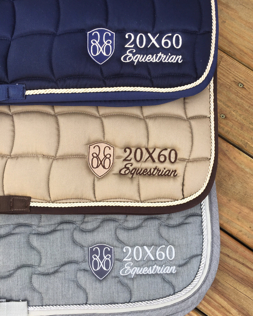 20x60 Saddle Pad by Schockemoehle Sports - Jumper - 20x60