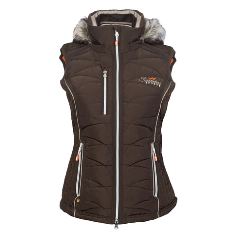 Schockemoehle Sports Ladies Quilted Vest Phyllis - 20x60  - 1