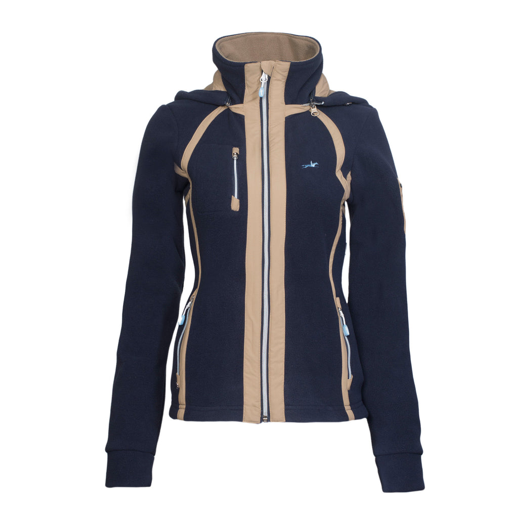 Schockemoehle Sports Ladies Fleece Jacket Stacey - 20x60
