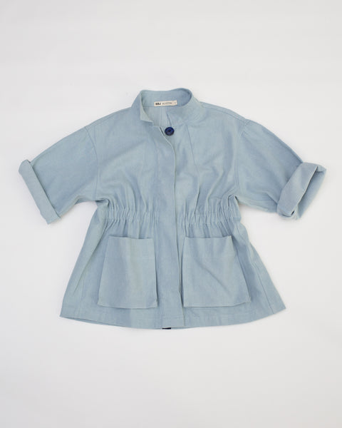 Kim Jacket - Light Blue