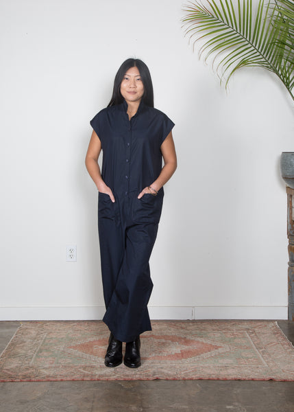 Laura Jumpsuit - Navy