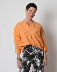 Isabel Top - Tangerine