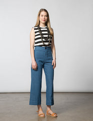 Angela Pant - Light Denim
