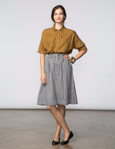 Alex Skirt - Swiss Dot
