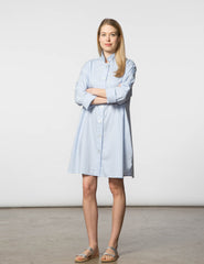Stacey Dress - Light Blue