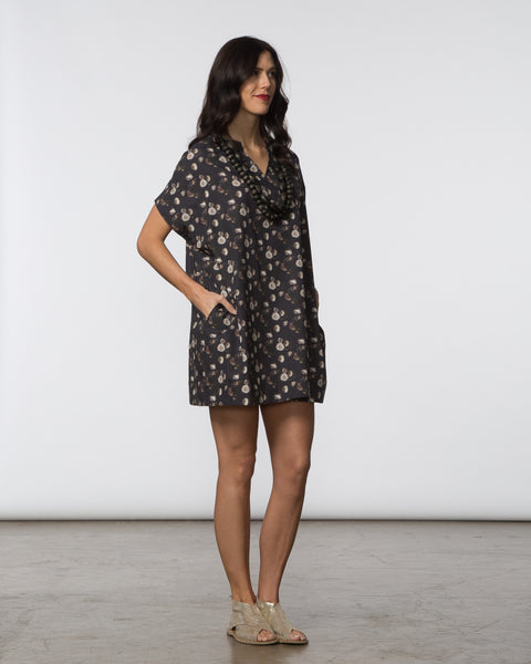 Mary Dress - Ashley Print