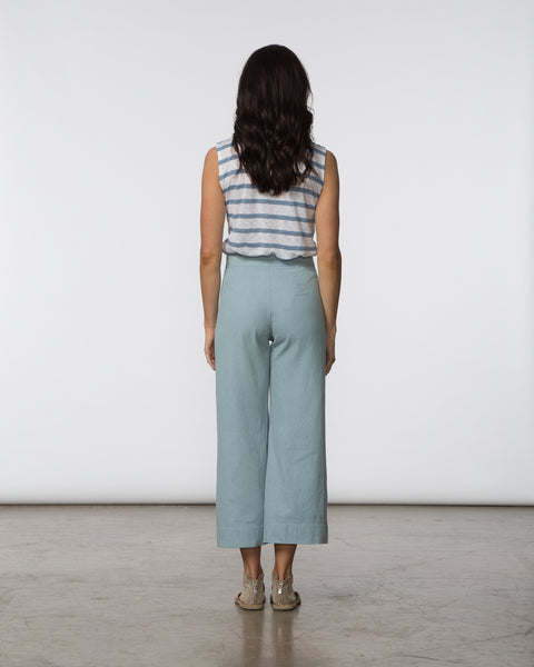 Angela Pant - Light Blue