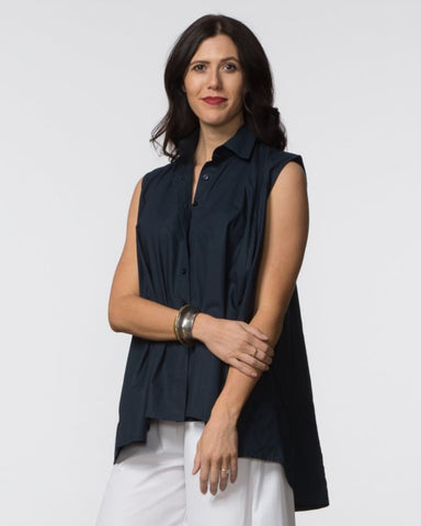 Liv Top - Navy