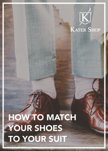 How to Match Your Shoes to Your Suit