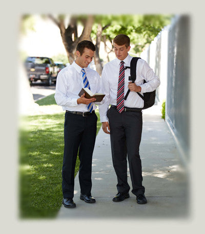 Missionary Clothing Care Guide