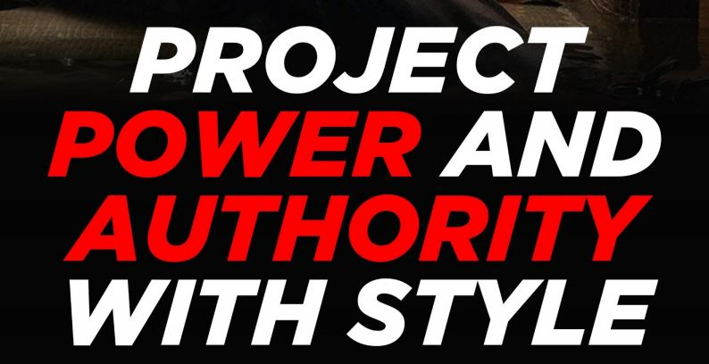 ULTIMATE Cheat Sheet to Project Power and<br />Authority with Style