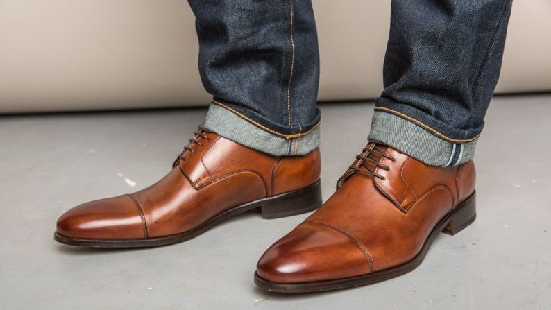 THE ULTIMATE DRESS SHOE GUIDE