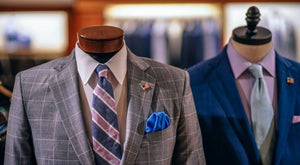 7 Common Mistakes Men Make Buying Custom Clothing