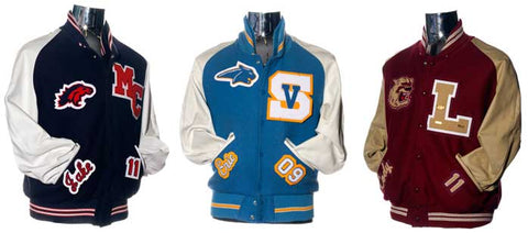 Letterman jackets logan utah