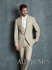 tan allure tux rental
