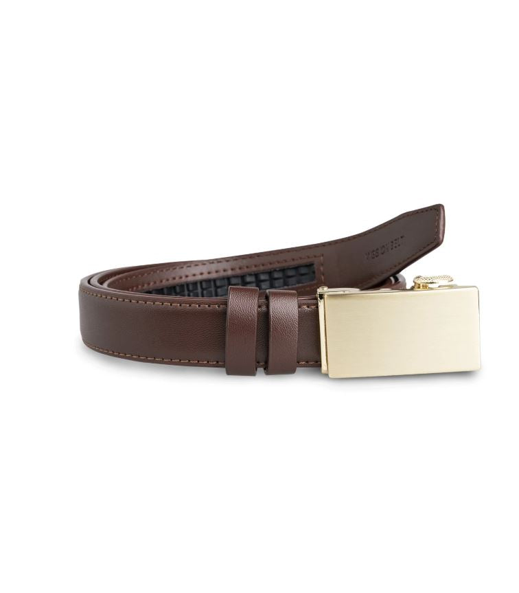 "Boys 24K Gold Mission Belt 1"" - Kater Shop"