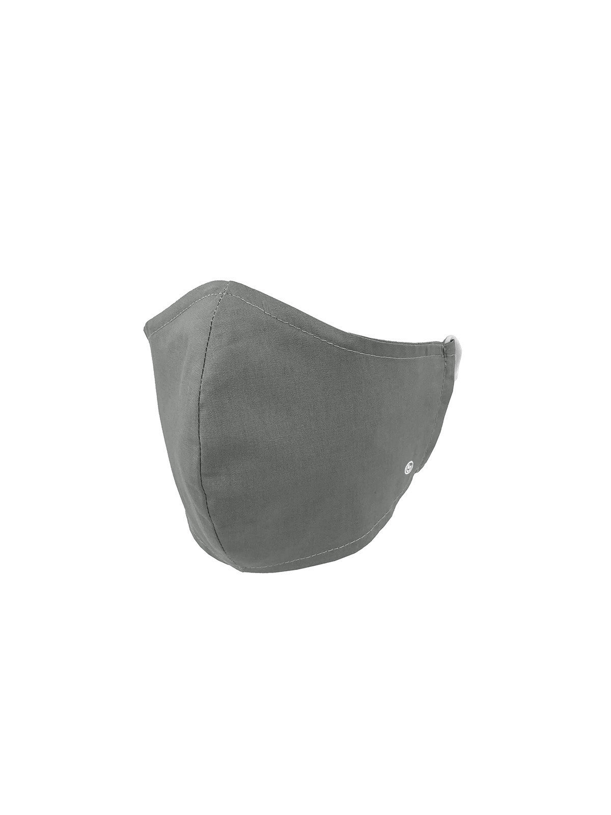 Essential Cone Face Mask 3 Pack-Grey