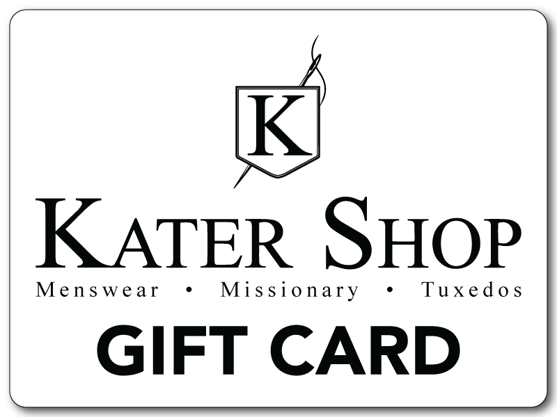Online Gift Card - Kater Shop