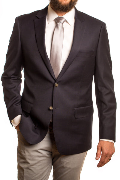 Mantoni 2 Button All-Wool Blazer