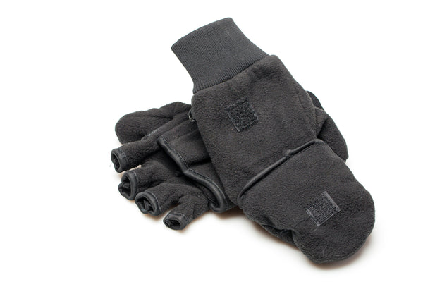 Convertible Fleece Missionary Glove & Mitten