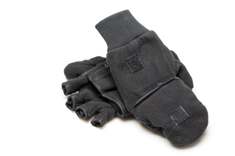Convertible Fleece Missionary Glove & Mitten - The Kater Shop - 1