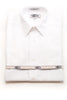 Image of Athletic Fit Long Sleeve Non-Iron Dress Shirt by CTR Clothing - The Kater Shop - 3