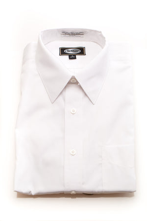Classic Fit Non-Iron Dress Shirt by CTR Clothing - Kater Shop
