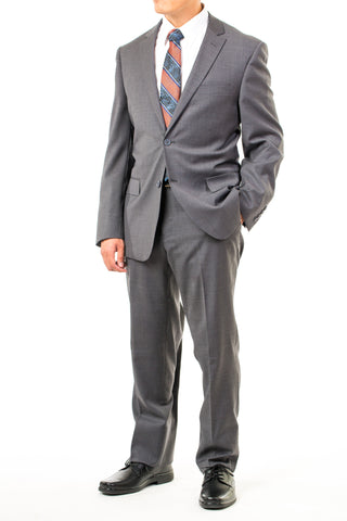 Mantoni Slim Fit Suit - The Kater Shop - 11