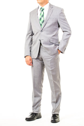 Mantoni Modern Fit Suit - The Kater Shop - 16