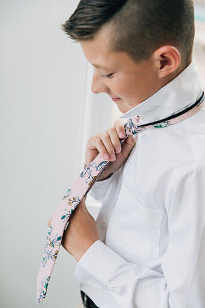 Huntington Boy's Tie - Kater Shop