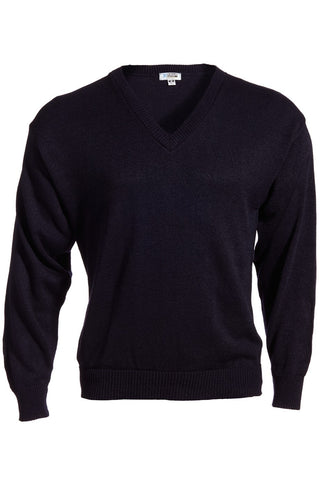 Men's Missionary V-Neck Sweater by Edwards - The Kater Shop - 3