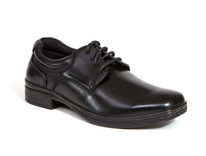 Blazing Deer Stag Boy Dress Shoe Black - Kater Shop