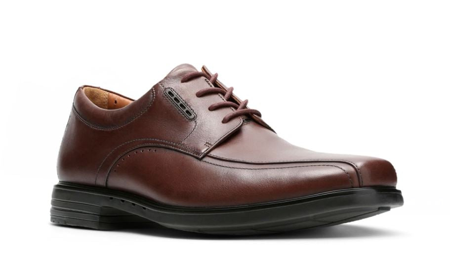 Clarks UnKenneth Way Brown Shoe - Kater Shop