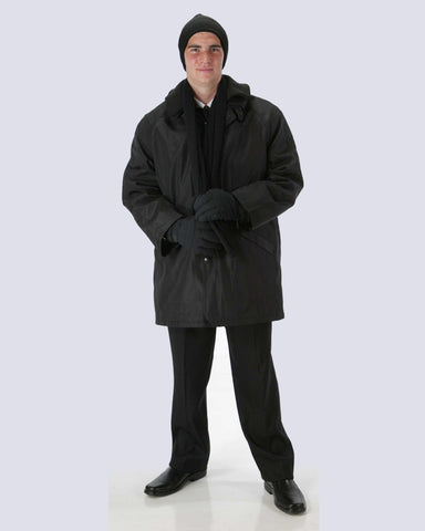 TRIO Missionary Overcoat with Zipout Liner by CTR Clothing - The Kater Shop - 2
