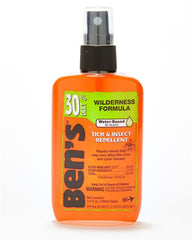 Ben's 30% Deet Bug Repellant - The Kater Shop