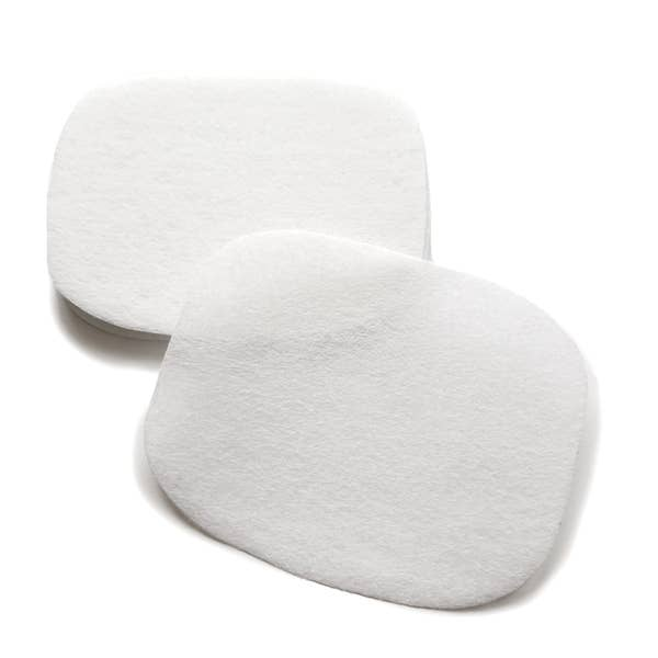 Non-woven filter inserts for face masks (10-piece pack)