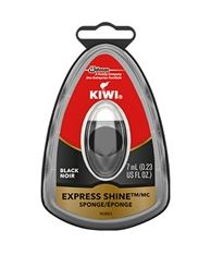 Kiwi Express Shine Sponge Black - Kater Shop