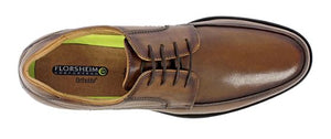 Florsheim Waterproof Cognac Moc Toe - Kater Shop