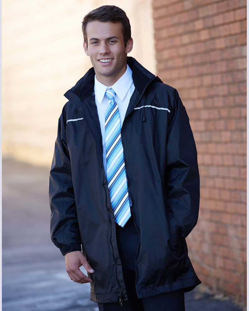 Missionary Waterproof Windbreaker Jacket by CTR Clothing - Kater Shop