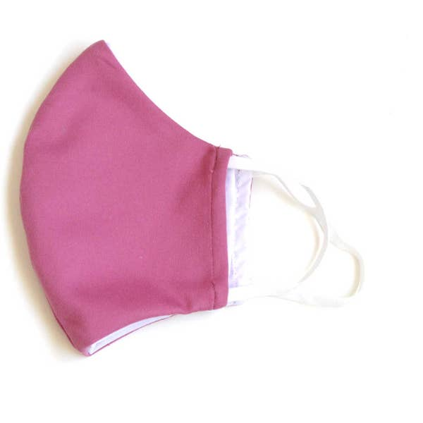 Face Mask with Filter - Pink