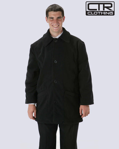 TRIO Missionary Overcoat with Zipout Liner by CTR Clothing - The Kater Shop - 3
