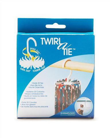 Twirl a Tie Holder - The Kater Shop - 1