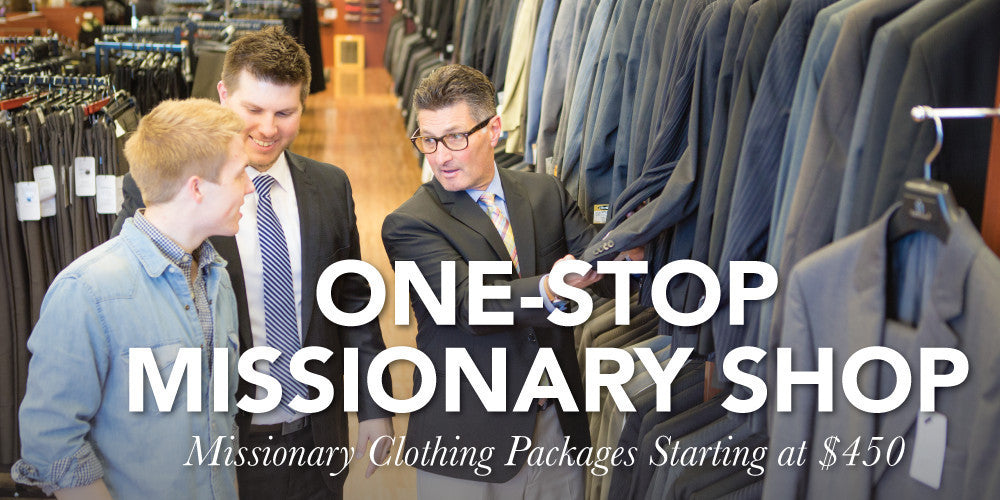 Missionary Clothing Packages