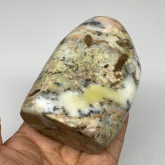 "453.8g, 4.1""x2.7""x1.6"" Dendrite Opal Freeform Gemstone, Merlinite, Fern Opal,B32"