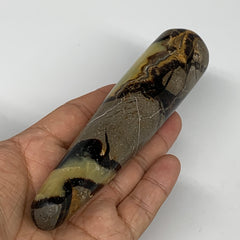 "209.3g,5.6""x1.2"" Natural Septarian Wand Stick, Home Decor, Collectible, B6073"